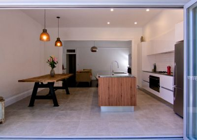 Randwick renovation